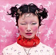 chen man is not the annie leibovitz of china, she's chen man