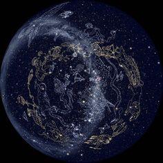 Sega Homestar Disc Southern Hemisphere Constellations