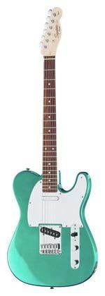Fender Squier Affinity Tele Green #Thomann