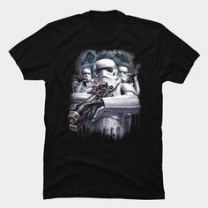 Blast Them T Shirt By StarWars Design By Humans