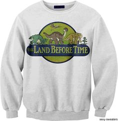 LAND BEFORE TIME!!! My brother loved it, so I watched it all the time... I should by him this! He'd be so embarrassed! :)