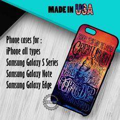 Galaxy Hillsong United Oceans Lyrics iPhone 7 7  6s 6 SE Cases Samsung Galaxy S7 edge S6 S5  NOTE 7 5 4 3