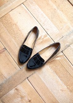 Sézane / Morgane Sézalory - Mayfair loafers #sezane #mayfair