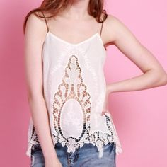 Emme Crochet Top – Boho Buys