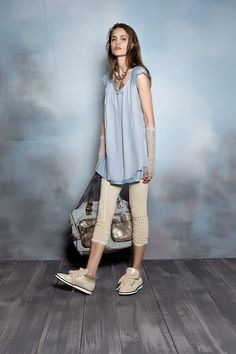 Elisa Cavaletti, Sport Chic, Boutique, Shabby Chic, Boho Chic, Overalls, Light Blue, Normcore, Spring Summer