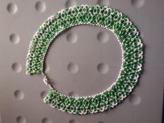 My laitest beadwork.:-) Snowdrop fromm beads magic :-)