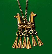 Kalevala Koru, Finland, Bronze necklace... vintage