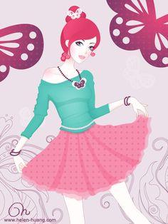 Shall We Dance by CQcat.deviantart.com on @deviantART