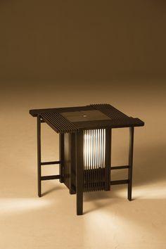 IKSKI Tea Table / NOMURA MOKKOU co.,LTD