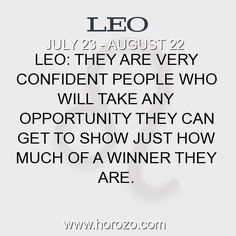 Fact about Leo: Leo: They are very confident people who will take any... #leo, #leofact, #zodiac. More info here: https://www.horozo.com/blog/leo-they-are-very-confident-people-who-will-take-any/ Astrology dating site: https://www.horozo.com
