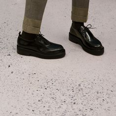 From Teddy Boys to British punks, Creepers have always symbolized the culture and mystery of the underground music and fashion scene.