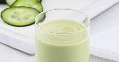 Avocado, Melon & Cucumber Smoothie