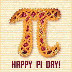 Happy #PiDay! #PiDay2017