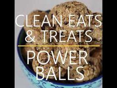 Powerballs - Clean Eats & Treats Powerballs Recipe, Good Healthy Snacks, Healthy Dinners, Healthy Habits, Healthy Eating, Grapefruit Salad, Gourmet Recipes, Healthy Recipes, Power Balls