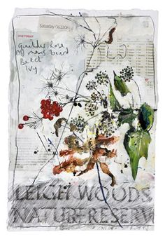 I love the rustic hand drawn nature of this, the faded, smudginess as well Kurt Jackson, Still Life Flowers, Time Painting, Artist Sketchbook, Draw On Photos, Nature Journal, Sketchbook Inspiration, Flower Art, Art Sketches