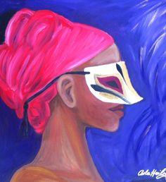 Masquerade by Carla Heilig
