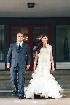 Bride & Groom Meghan & Gary | Wedding | Morrison, CO.