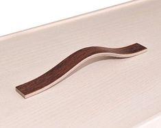 Wooden furniture handles, wood veneers and more by OakdaleVeneers Furniture Handles, Wooden Furniture, Wood Veneer Sheets, Antique Restoration, Kitchen Handles, Kitchen Sets, Drawer Pulls, Wooden Handles, Real Wood