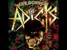 The Adicts - I love you but don't come near me. I can't stand how much I love these guys.