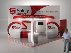 Safety Impero . Stand Bimu 2012 Milano on Behance