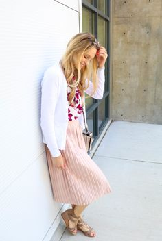 Wearing my Sunday best and getting a bit more personal on thelilacpress! @topshop @nordstrom @j.crew