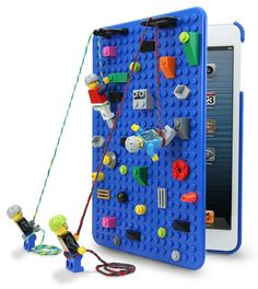 Picture of BrickCase for iPad Mini Blue