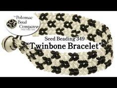 """""""Twinbone"""" bracelet."""