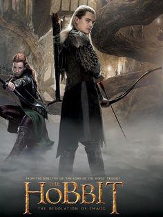 Figurine Legolas Greenleaf (Le Hobbit) - Funko Pop