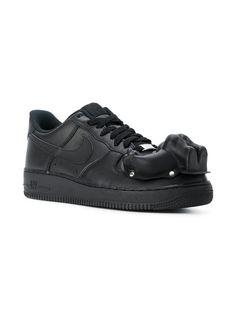 1a28316acda Comme Des Garçons Homme Plus COMME Des GARÇONS x Nike Air Force 1 Applique  Sneakers - Farfetch
