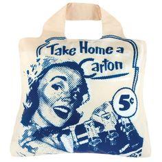 Envirosax Pepsi Heritage Handbag 2    Cute and environmentally responsible!