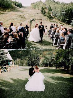canyon ski resort wedding, calgary wedding photographers