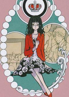 CLAMP. Haken Anime.
