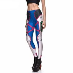 Robot Armor Printed Leggings - Leggy Me Leggings
