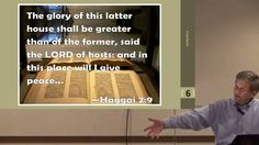 The Minor Prophets -  Haggai Chapter 2