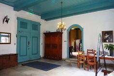 Interieur Slot Assumburg, Heemskerk, Noord-Holland
