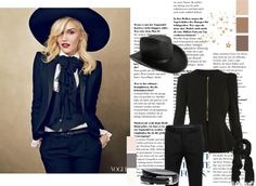 """Madonna Style"" by privateislandparty on Polyvore"