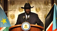 South Sudan President Salva Kiir said on Wednesday his country will struggle to resettle thousands of refugees and those displaced internally during nearly two years of war, saying low world oil prices which had depleted government coffers. Commission On Human Rights, World Oil, African Union, Civil Society, Civil Rights Movement, United Nations, The Republic, Troops, Rebel