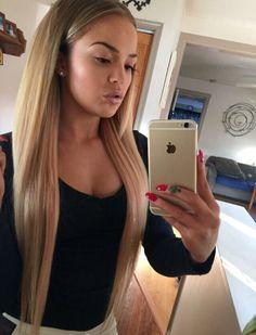 Brazilian Remy Hair 27# Dark Blonde Silky Straight Wavy Brazilian Remy Hair Weave, Remy Hair Weave