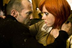 Jason & Natalya (Frank, Valentina)~ 'am I in heaven...' yes babe I'd have to say in his arms is as close as one will ever get :)-courtesy Transporter 3