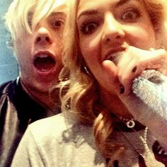 Rydel and Riker Lynch