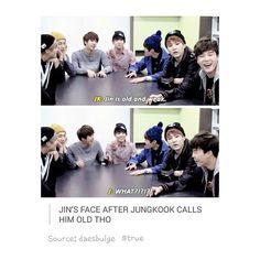BTS | Poor umma Jin! ㅋㅋㅋ ❤