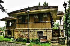 Tayum  Abra, Philippines Filipino Architecture, Philippine Architecture, Tropical Architecture, Colonial Architecture, Art And Architecture, Spanish House, Spanish Style, Filipino Interior Design, Filipino House