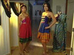 Recycling & Reusing Sarees – 50+ ways you can make your saree deliver more!   Saree.Gallery