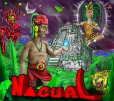 Nagual Cover