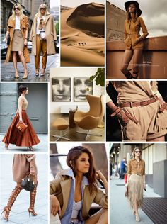Camel Color Code from The Life Styled