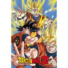 Dragonball: Goku Poster-PO-GB-DRB-1