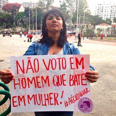 Maria das Neves: lugar de agressor é na cadeia e não na Presidência | Conversa Afiada