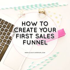 When I learned that I was going to be a mom and a business owner, I knew I needed to start setting up some automatic systems so that potential clients could come to me. http://www.classycareergirl.com/2016/02/sales-funnel/