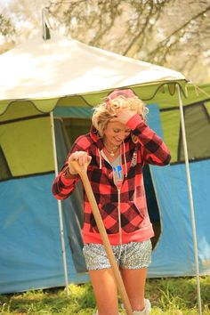 a glamping we will go |
