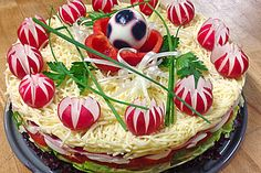 Salat - Torte